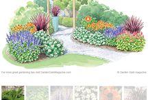 Kvetinové záhony