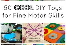 Fine motor Activities / Classroom