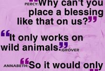 Percy Jackson!!!
