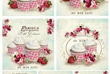 cupcake, kitchen