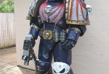 40k cosplay ideas / inspiration