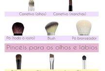 Maquiagem e unhas