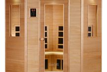 Clearlight Essential Saunas / Clearlight Infrared Essential Nordic Spruce Saunas: Equal parts therapeutic and affordable, the Clearlight Infrared Essential saunas deliver maximum therapeutic benefit at a price that can't be beat. We created the Essential saunas with the same uncompromising approach that has underpinned our philosophy for last 14 years.