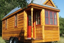 My Favorite Tiny Houses / by Lynn Wanner