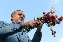Recep Tayyip Erdoğan / Türkiye Cumhuriyeti Seçilmiş 12.Cumhur başkanımız Sayın Recep Tayyip Erdoğan ♥