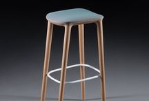 Neva bar chair designed by Regular Company