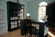 Office or Craft Room