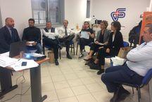 Diksonatura Meeting at Farvima headquarters in bari