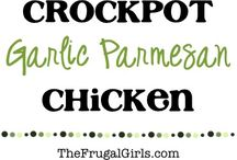 Crockpot / Crockpot Recipes