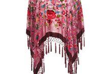 SS16 Trend - Folk Story / Jayley new season items for SS16  Luxury Women's Fashion Kimonos Cashmere Wraps Accessories Capes Ponchos Jackets Gilets