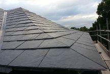 Galex slate, 60cm x 30cm Heritage Grey
