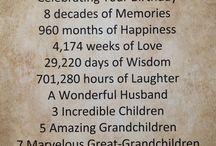 80 birthsday tips