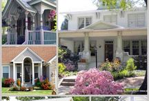 Best of Front Porch Ideas / All the best articles from Front-Porch-Ideas-and-More, including ideas for DIY projects, building projects, porch decor & design.