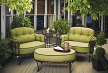 Home - Outdoor Spaces / by Lisa LoPiccolo