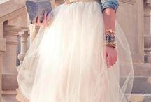 юбка фатиновая