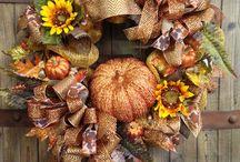 Wreaths  / by Amanda Allred