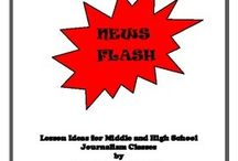 Journalism Lessons / Teaching Middle School or High School Journalism?  Sponsoring the high school newspaper? Check out these Journalism lessons.  Want to pin your Journalism lessons on this board?  Follow me, and then e-mail me at conniecasserly@gmail.com and give me your Pinterest URL and email associated with Pinterest.  Please pin ONE product a day, and re-pin ONE pin from this board.