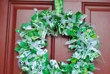 Happy St Patrick's Day / All about the green