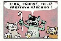Kantorek Pavel - kreslené vtipy
