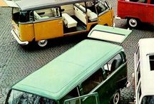VW kombi Van T2 / 1967-1979