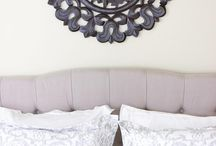Guestroom Inspiration / Guest bedroom inspiration for the home