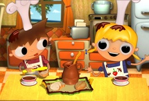 Telmo and Tula, crafts and recipes for kids / Telmo and Tula is a cartoon series. Animation about two nice brothers who teach children to cook simple recipes for children and make easy crafts for kids. Cooking with kids. Educational animation series that helps children to develop their skills.