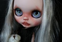 Customer by Dakawaiidolls OOAK Blyhtedoll