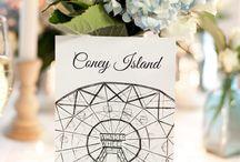 Design | Blue wedding