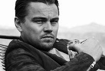 Leonardo diCaprio  / by Cherie Moore