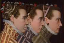 Fashion History: 16th Century / by Jessica Mueller