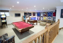 Games Rooms / by Zoopla - Smarter Property Search