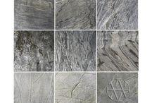 Silver Shine Quartzite Tile / Hardness: High Sealer: Recommended Application: Inside Walls, Inside Floors, Outside Walls,  Outside Floors, Frost Resistant, Wet Area, Sauna