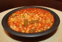 It's Soup!! / Homemade soup recipes, quick soups