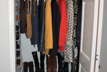 Coat Closet Organizatiom