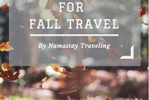 Seasonal and Holiday Travel