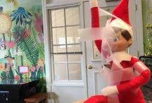 Elf on The Shelf at Greenburg Pediatric Dentistry