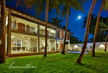 Luxury Villa in Sri Lanka / Welcome the smiles and charm of coastal life from your staffed private villa. Hurry up for discounted rate at Villa Amandhira, a 3 bedroom luxury villa inThalpe (close to Galle) for MAY, JUNE, SEPTEMBER AND OCTOBER 2017. Ideal for 6 adults at just USD 350.00 per night including breakfast.
