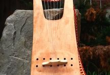 Lyres, harps & Zithers