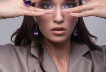 """Collection """"Treasures of the Griffin"""" Jewellery / Коллекция создавалась для поклонников стиля современной готики. Скупость красок этого стиля компенсируется множеством аксессуаров и украшений. Ювелирные украшения коллекции позволяют внести в свой образ яркую изюминку и при этом не шокировать окружающих."""