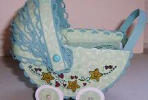 Baby-Projekte aus der kreativen Ecke