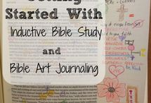 Inductive Bible Study / Ideas, tips, and helps on studying the Bible inductively...digging deep into Scripture.