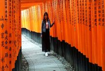 Japan Dreams / This is a Dream board for all your Japan tips and tricks for being a great traveler and explorer! Quick and easy guides, great photo spots, routes, they are all welcome. Get inspiration from other pins and see places you never thought of!