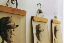 Photo display ideas / Nice DIY ideas for displaying photos