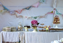Kindy Fete Tea and Cake Stall / by Megan Braithwaite