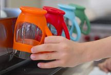 Kupp / Kupp - BPA & Lead Free Glass & Silicone cup for kids