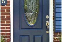 Front doors/Front facades