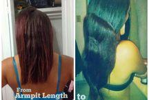 hair / kinks + coils
