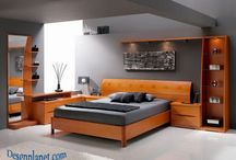 Spaces / House, Bedroom, Living, Office, Garden, Industrial and Environmental Spaces