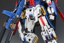Hobby ZZ Gundam