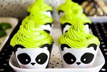 Aniversário panda?